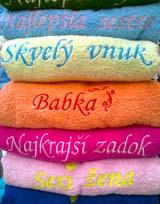 Vyšívanie na textil