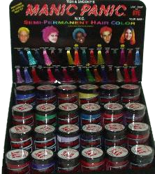 MANIC PANIC - HIRAX Shop